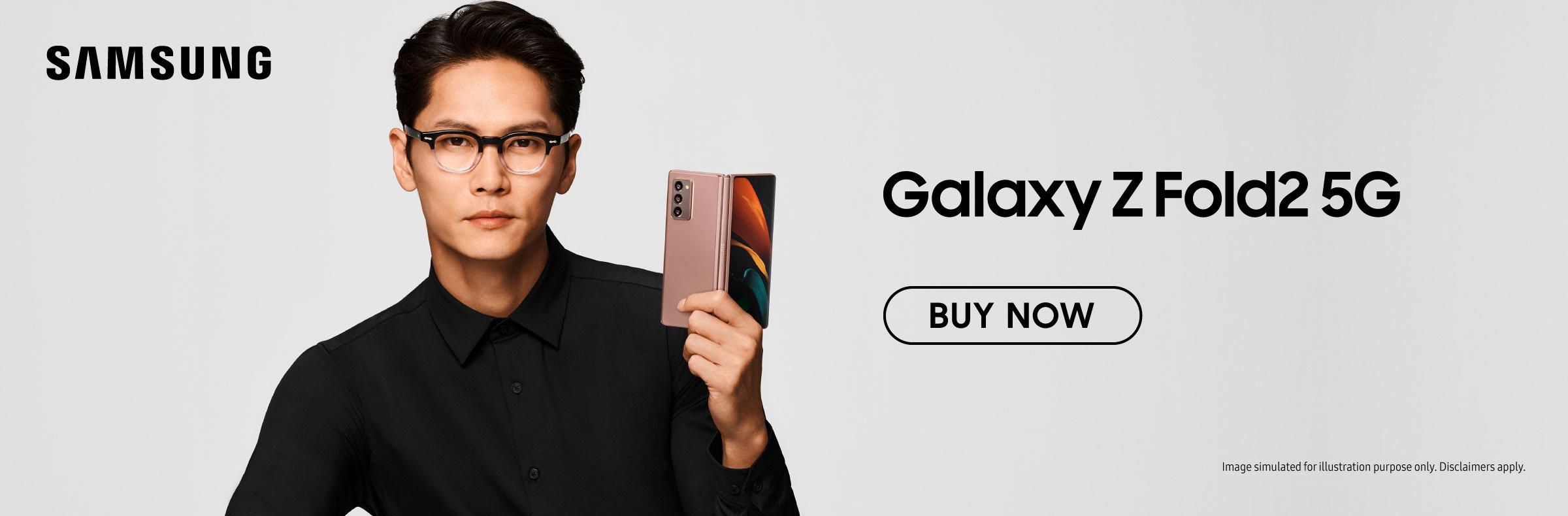 Samsung Z Fold2 5G
