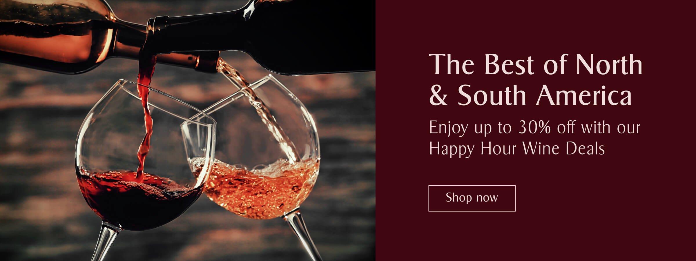 North & South America Liquor Special