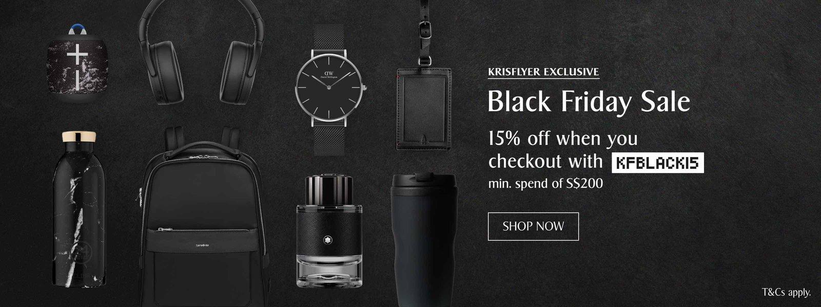 KrisShop Black Friday Sale