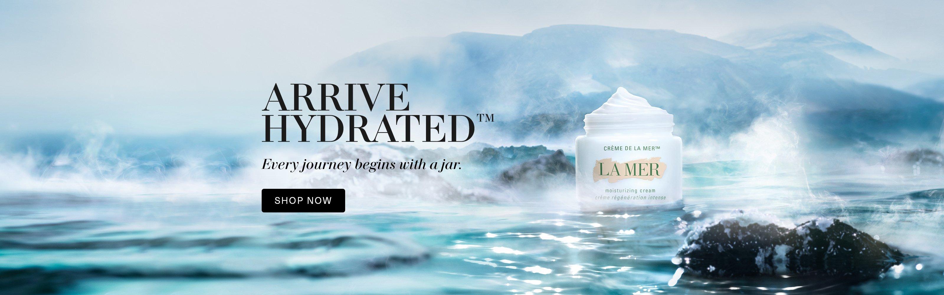 La Mer - Arrive Hydrated - The Moisturizing Cream