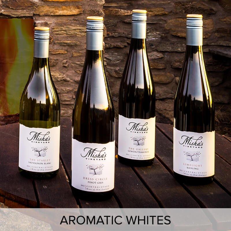 Misha's Aromatic Whites