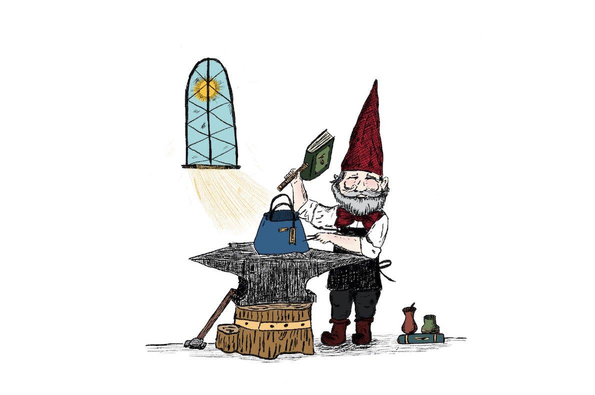 Gnome & Bow