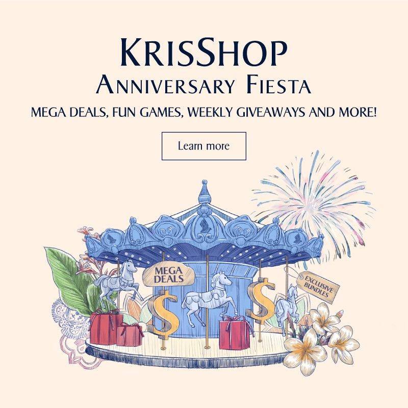 KrisShop Anniversary Fiesta