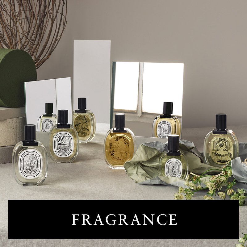 Diptyque - Fragrances