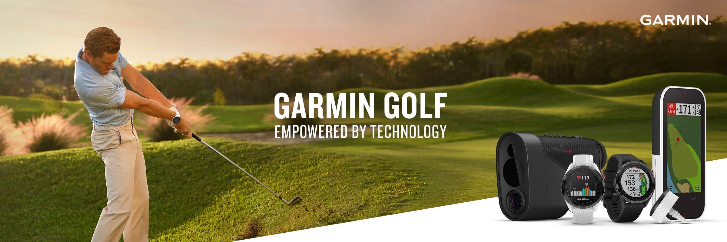 Garmin - Golf