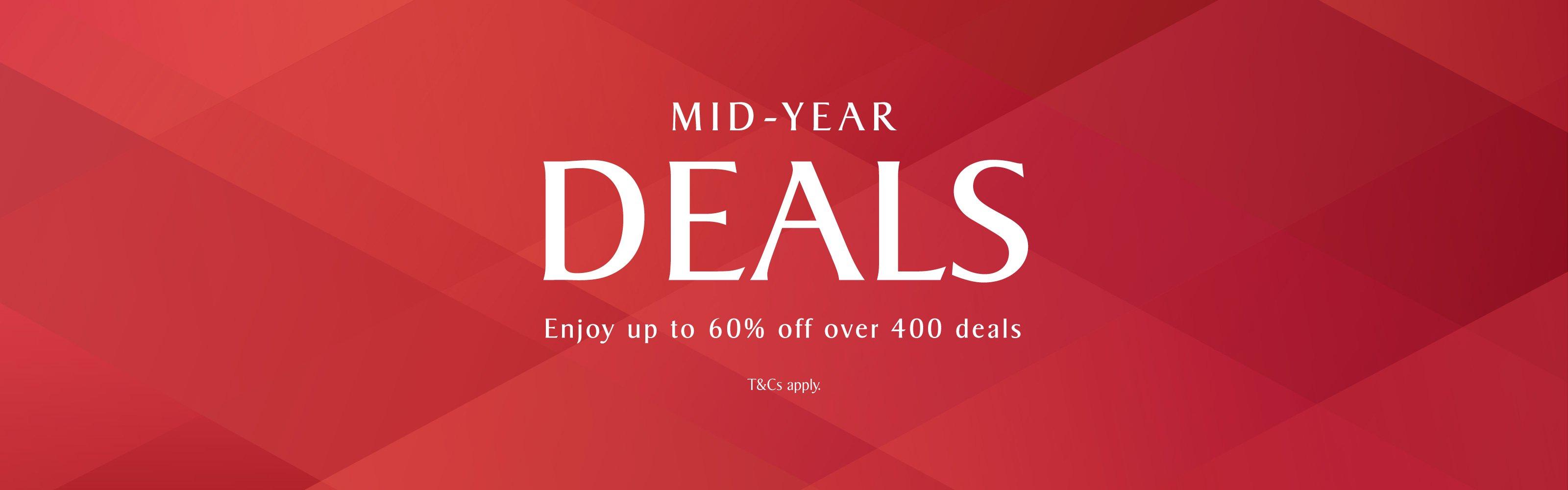KrisShop Mid-Year Deals