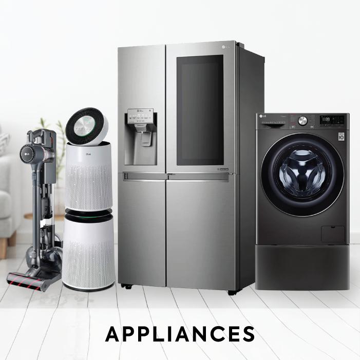 LG - Appliances