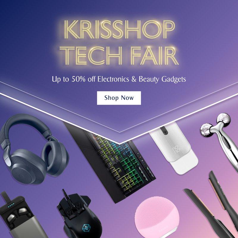KrisShop Tech Fair
