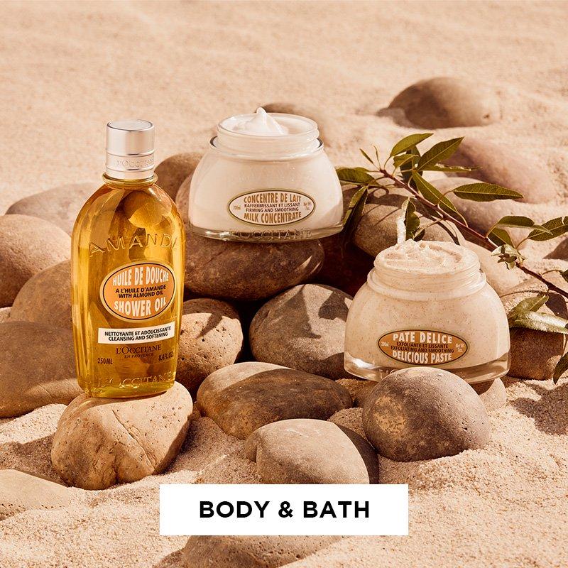 L'Occitane - Body & Bath