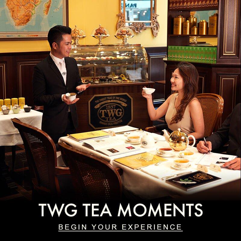 TWG Tea - Tea Moments