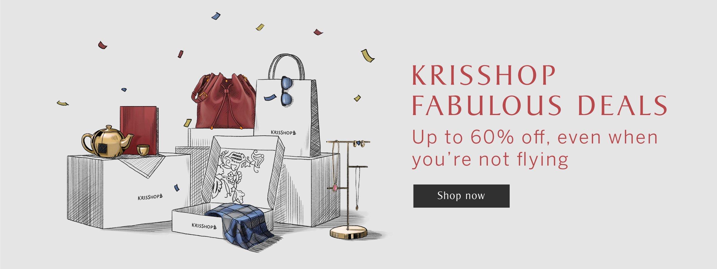 KrisShop Fabulous Deals