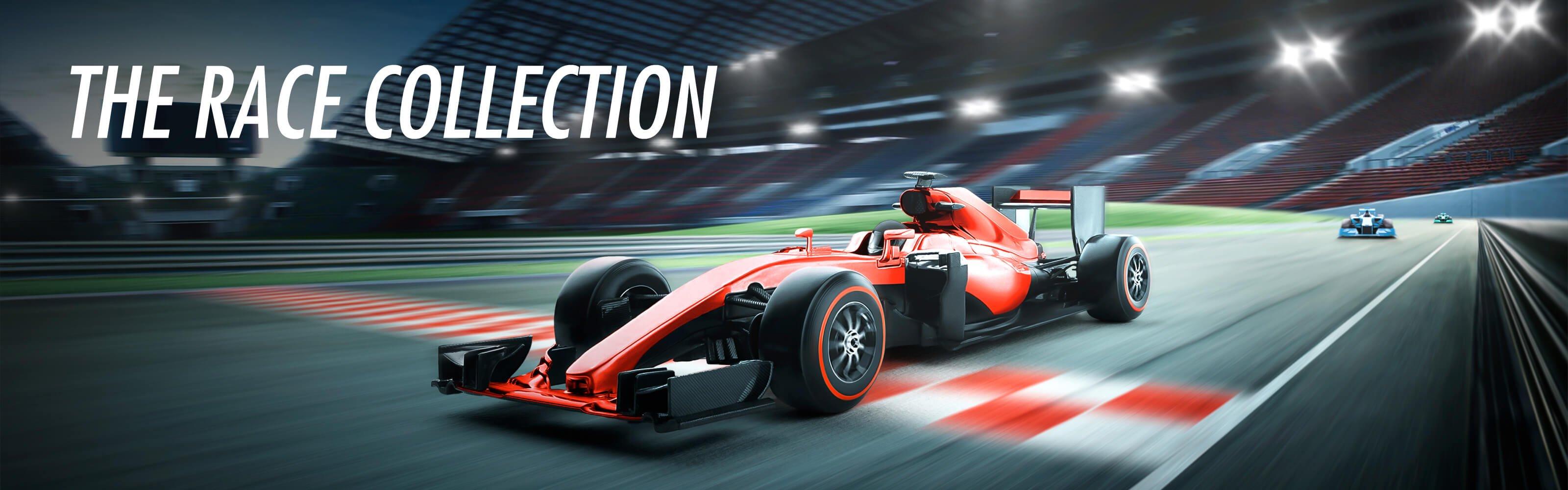 The Race Collection @ KrisShop