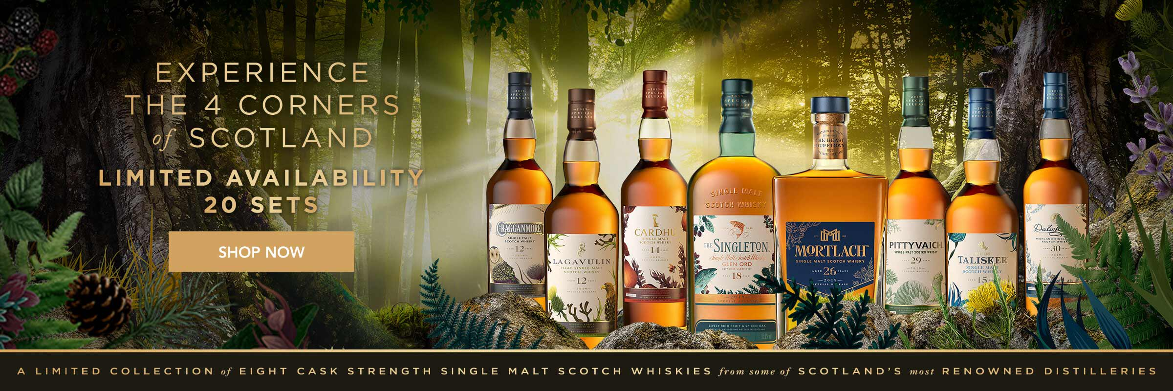 Diageo - Special Releases Collection