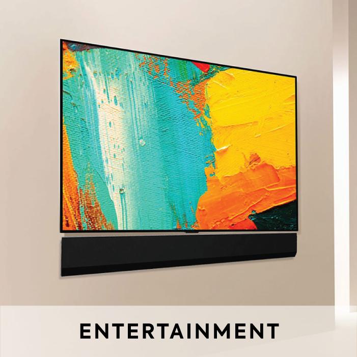 LG - Entertainment
