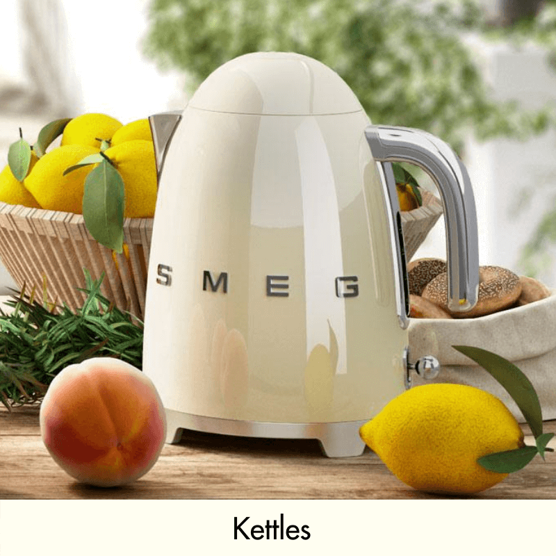 SMEG - Kettles
