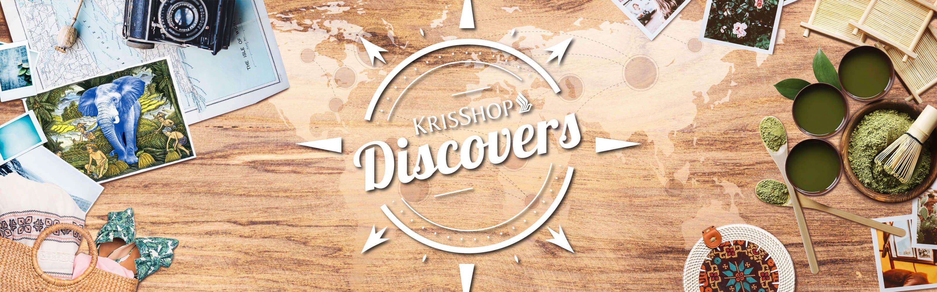 KrisShop Discovers