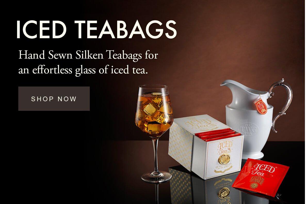 TWG Tea - Iced Teabags