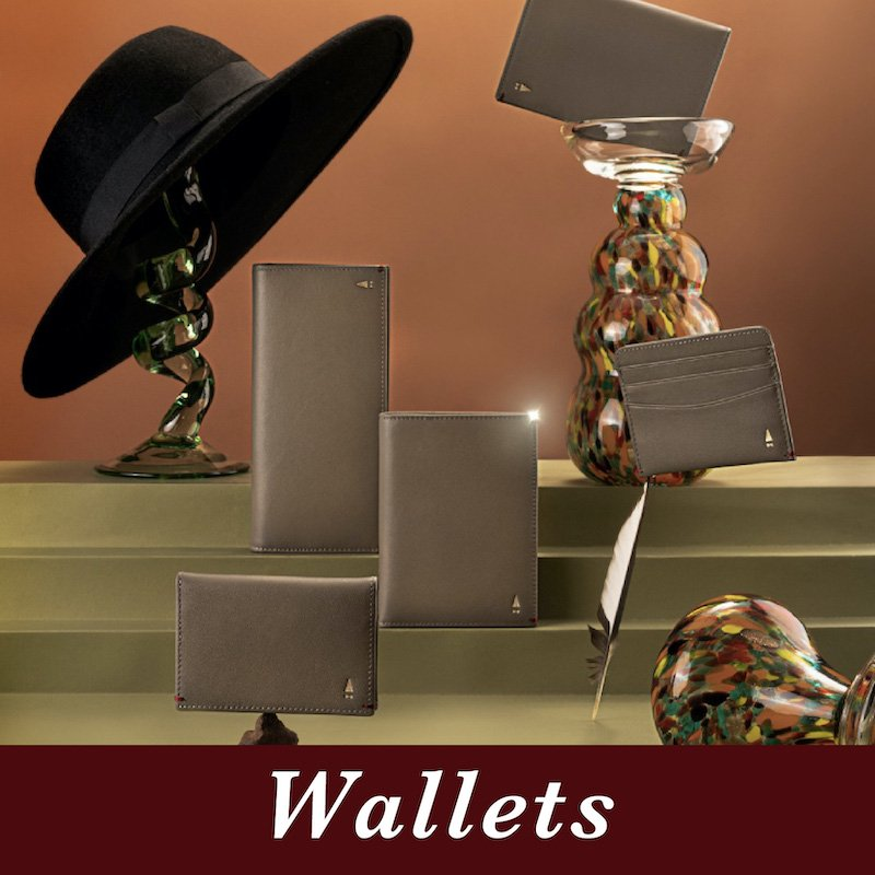 Gnome & Bow - Wallets