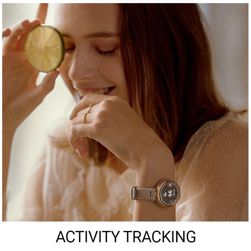 Garmin - Activity Tracking
