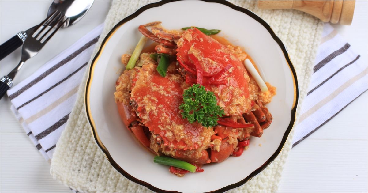 The Origins of Singapore's Iconic Crab Dishes