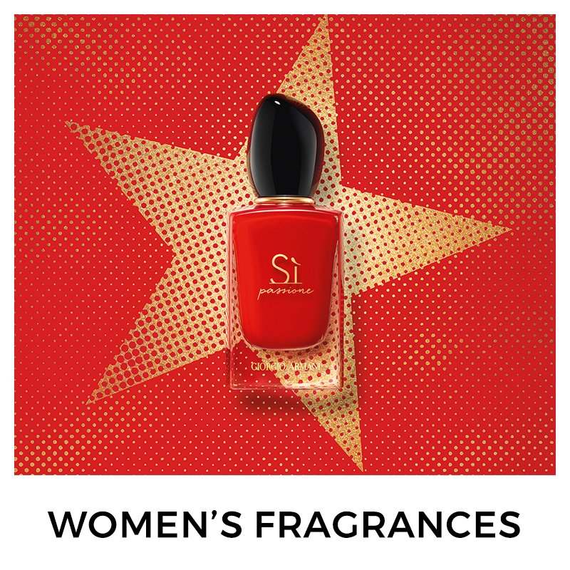 Giorgio Armani - Women's Fragrances