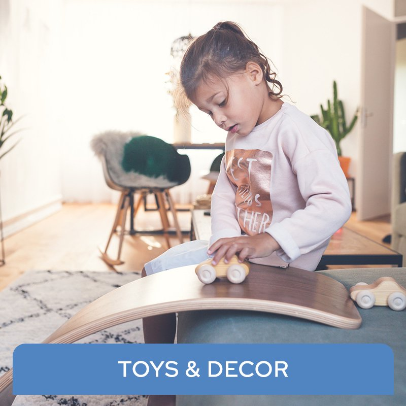 Kids 21- Toys and Decor