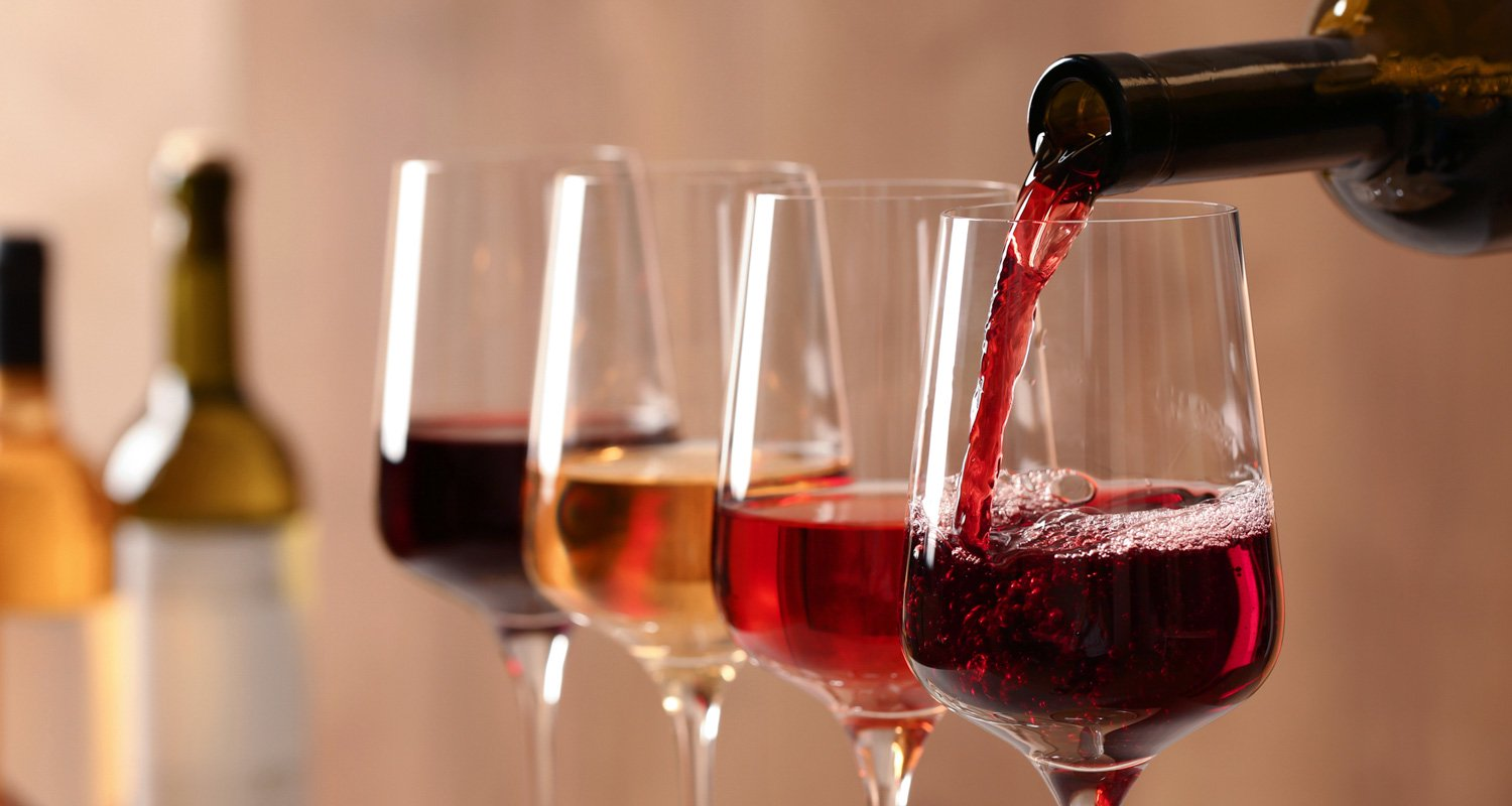 Wine Basics: Red, White and Sparkling Wines | The Edit by KrisShop