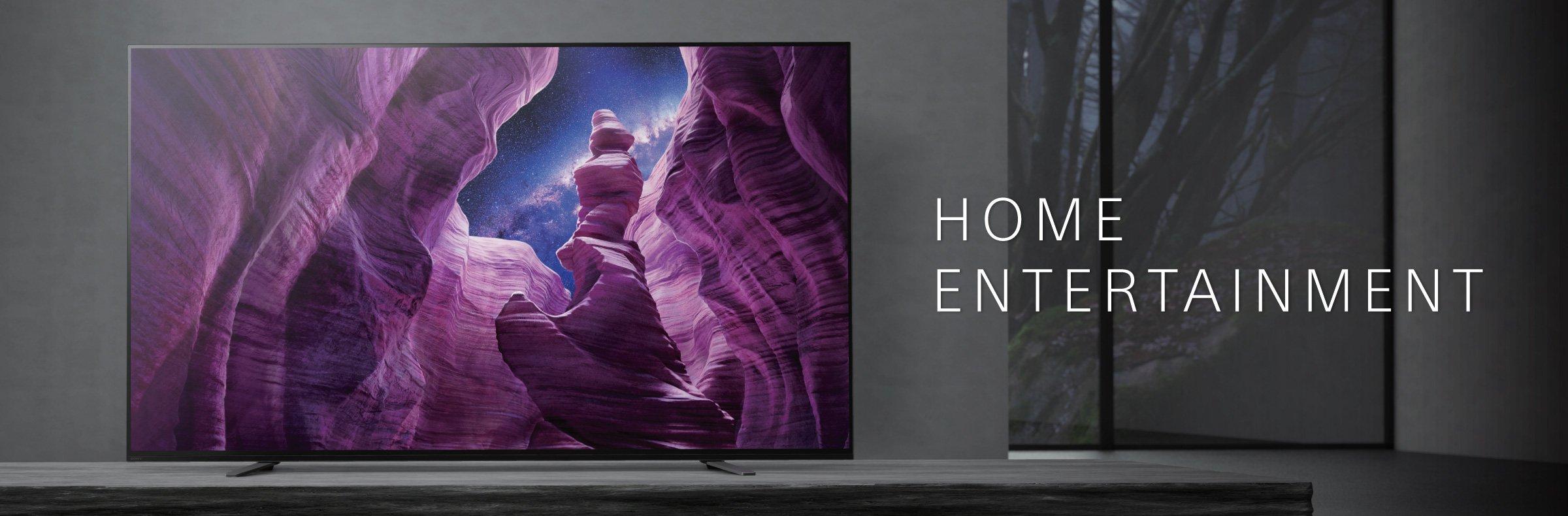 Sony - Home Entertainment