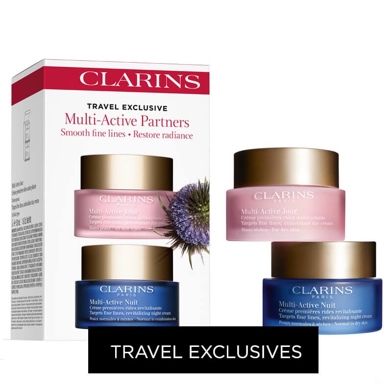 Clarins - Travel Exclusives