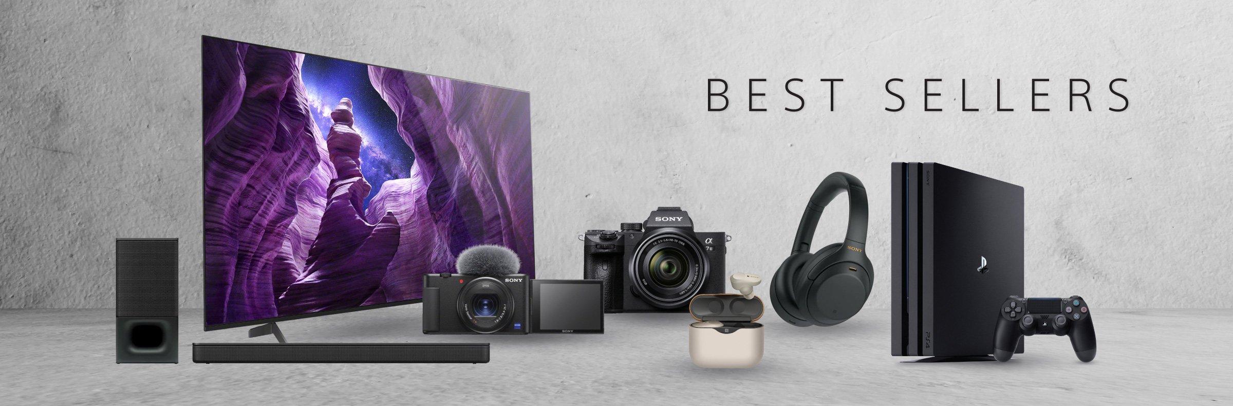 Sony - Bestsellers