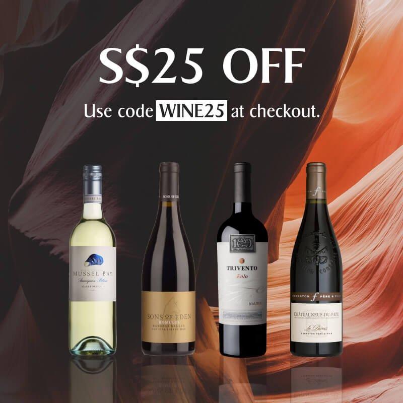 KrisShop Wine Promotion