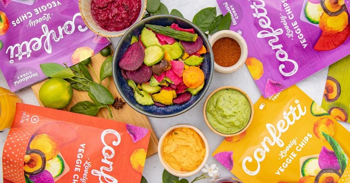 Confetti Snacks: The Good, The Ugly and The Delicious | The Edit by KrisShop