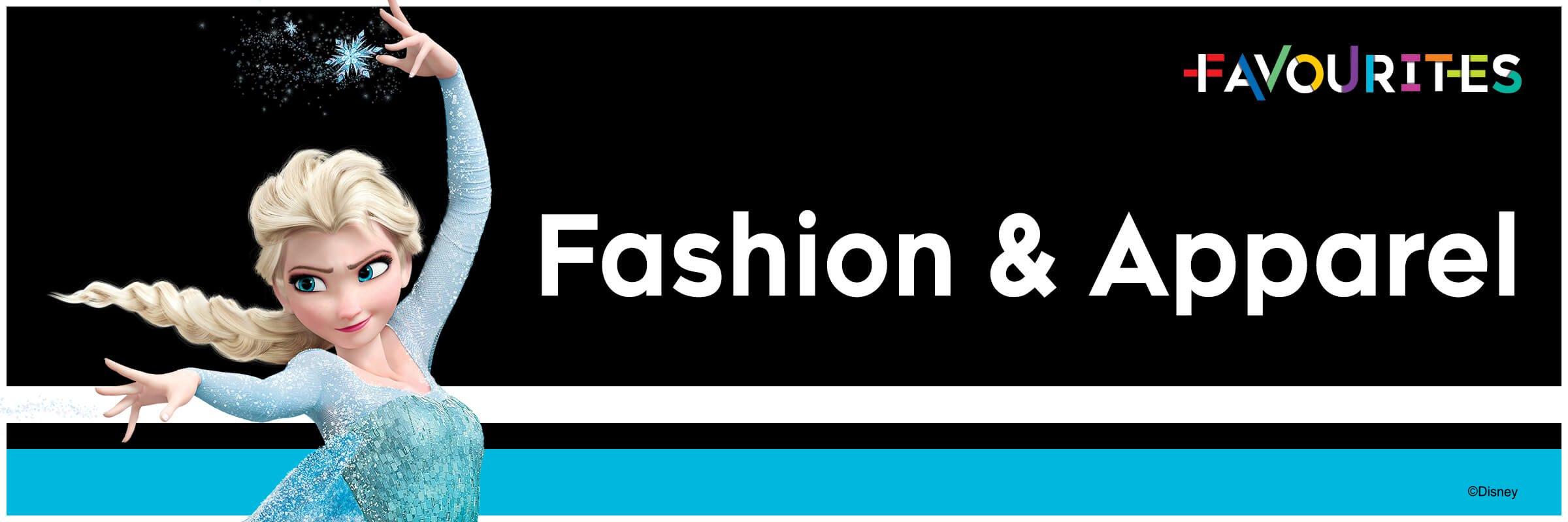 Disney - Fashion & Apparel
