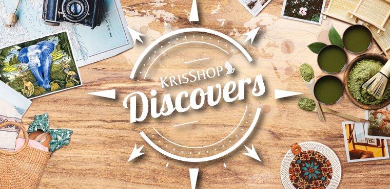Concept Store - KrisShop Discovers