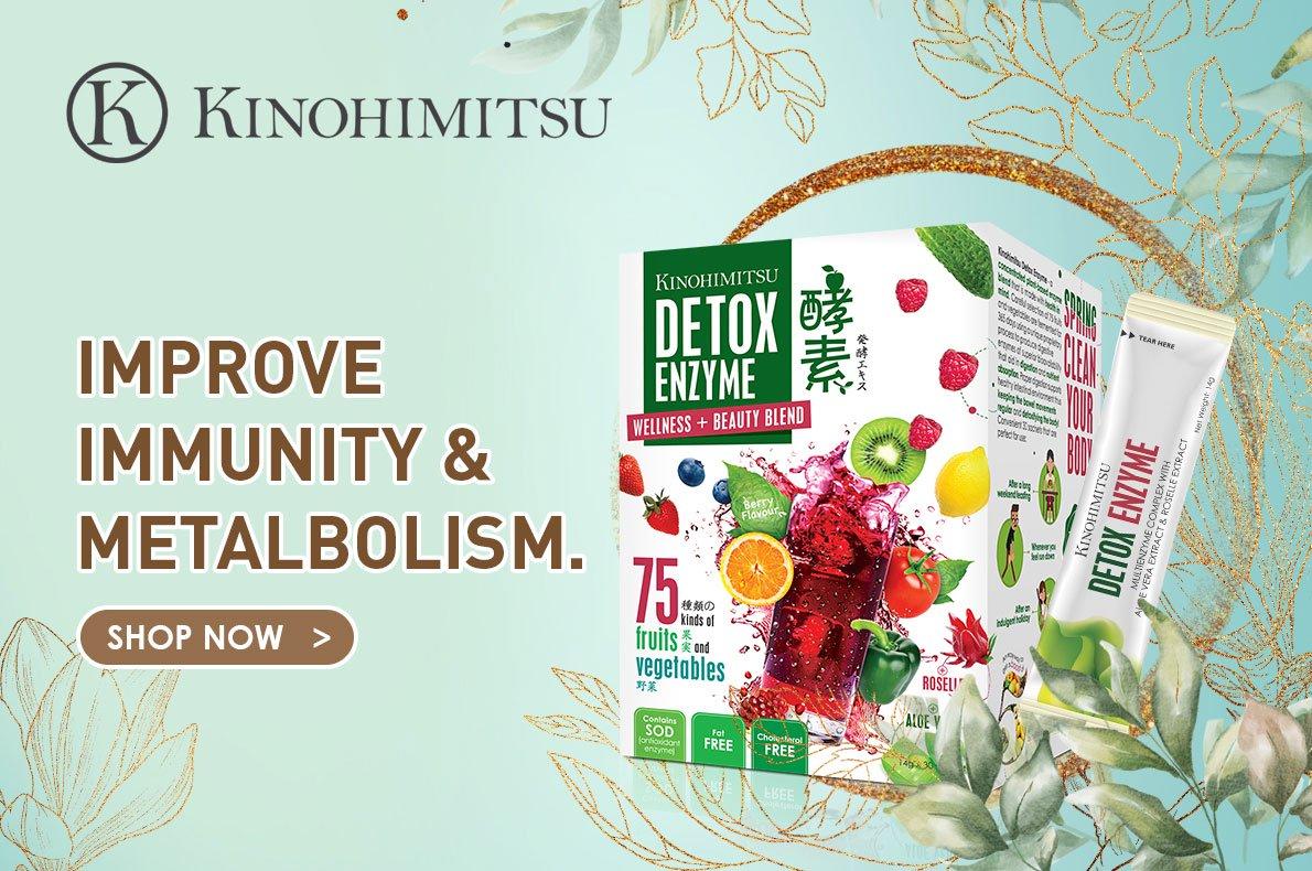 Kinohitmitsu - Detox Enzyme