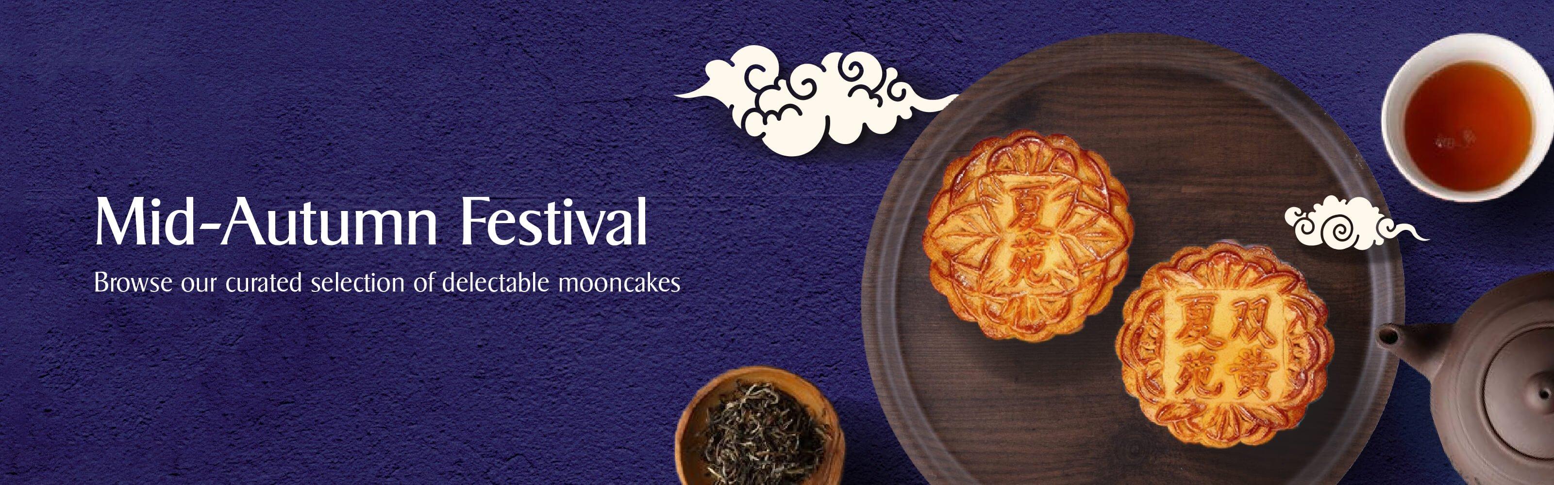 KrisShop Mooncake Mid-Autumn Festival