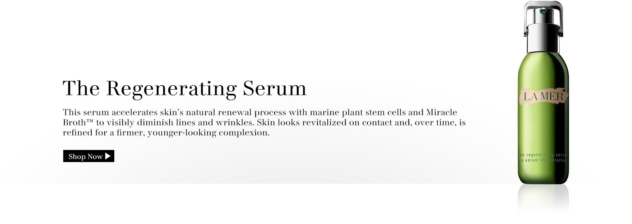 La Mer - The Regenerating Serum