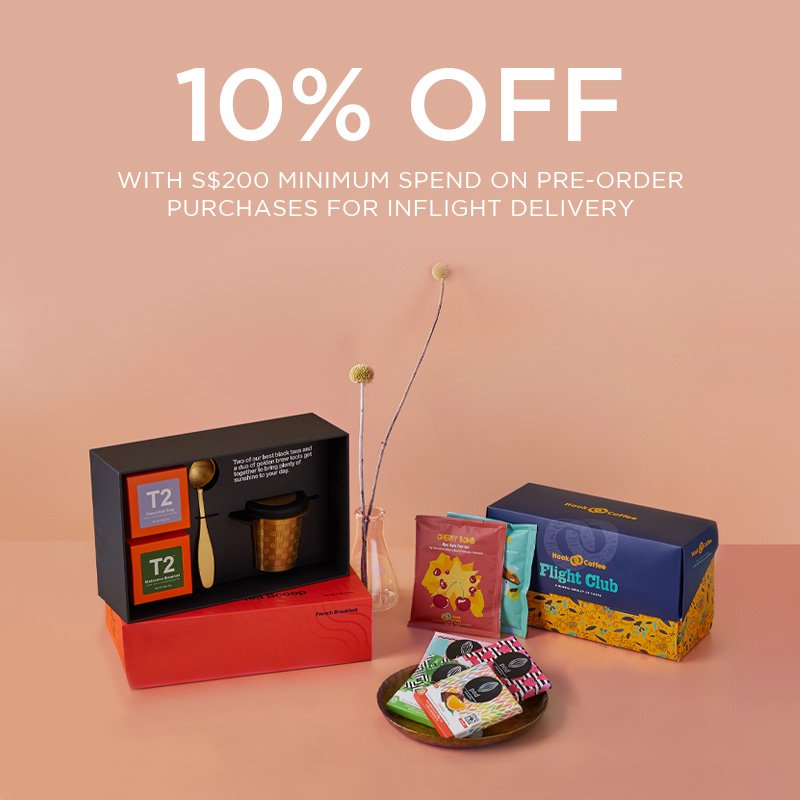 Pre-Order 10% Off