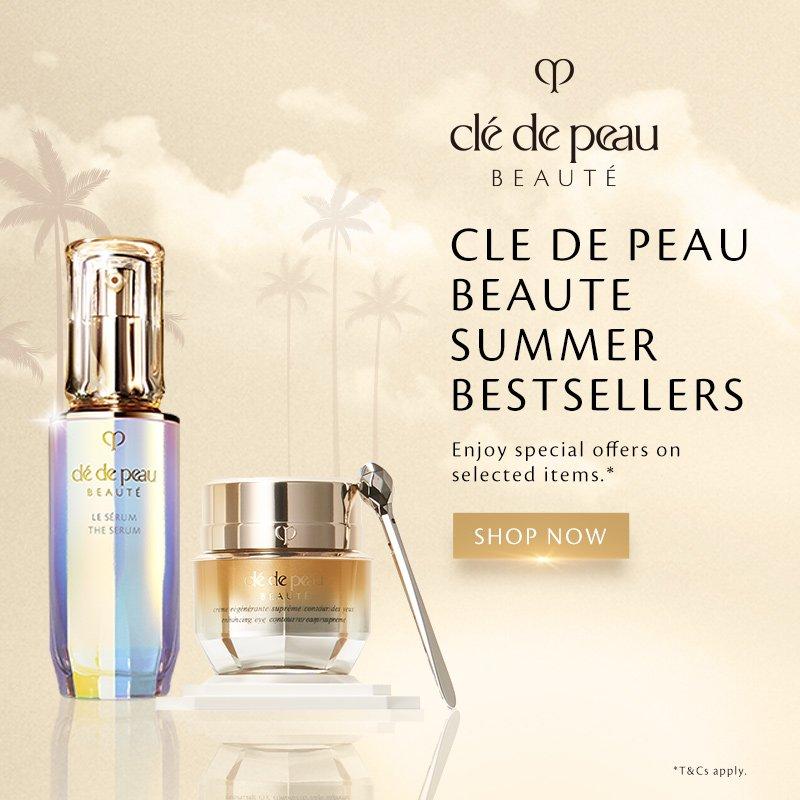 Cle De Peau Beaute Summer Bestsellers