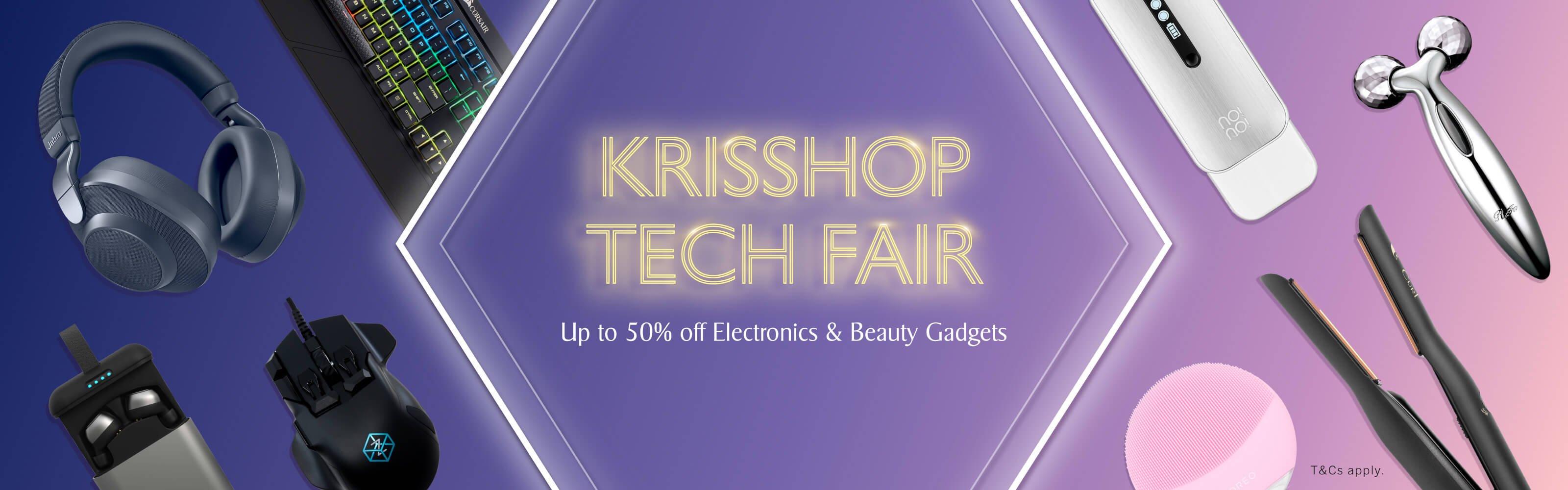 KrisShop Tech Fair 2020