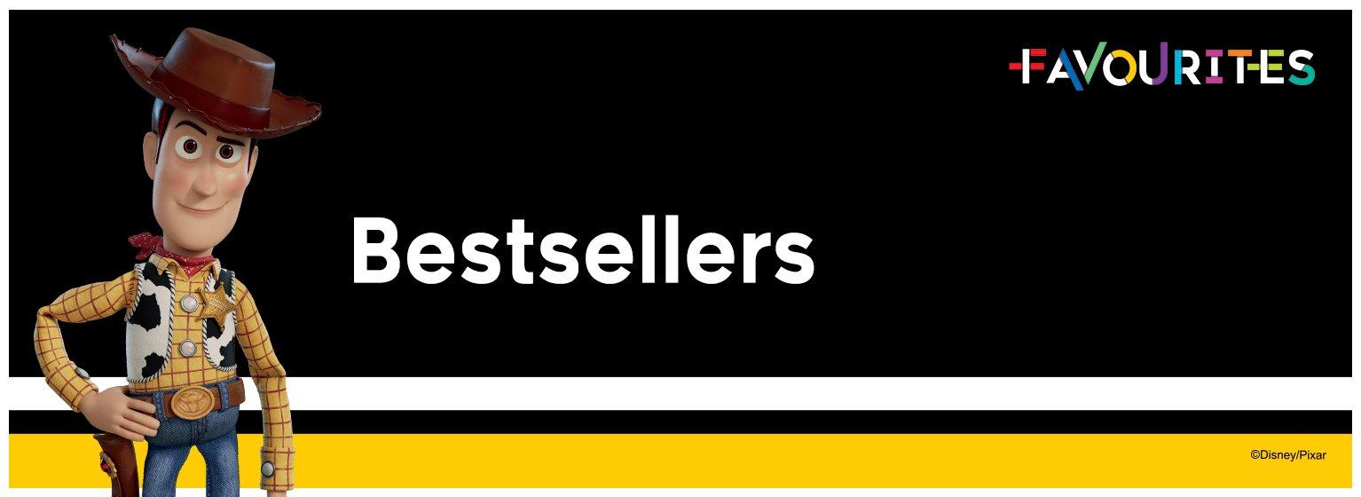 Disney - Bestsellers