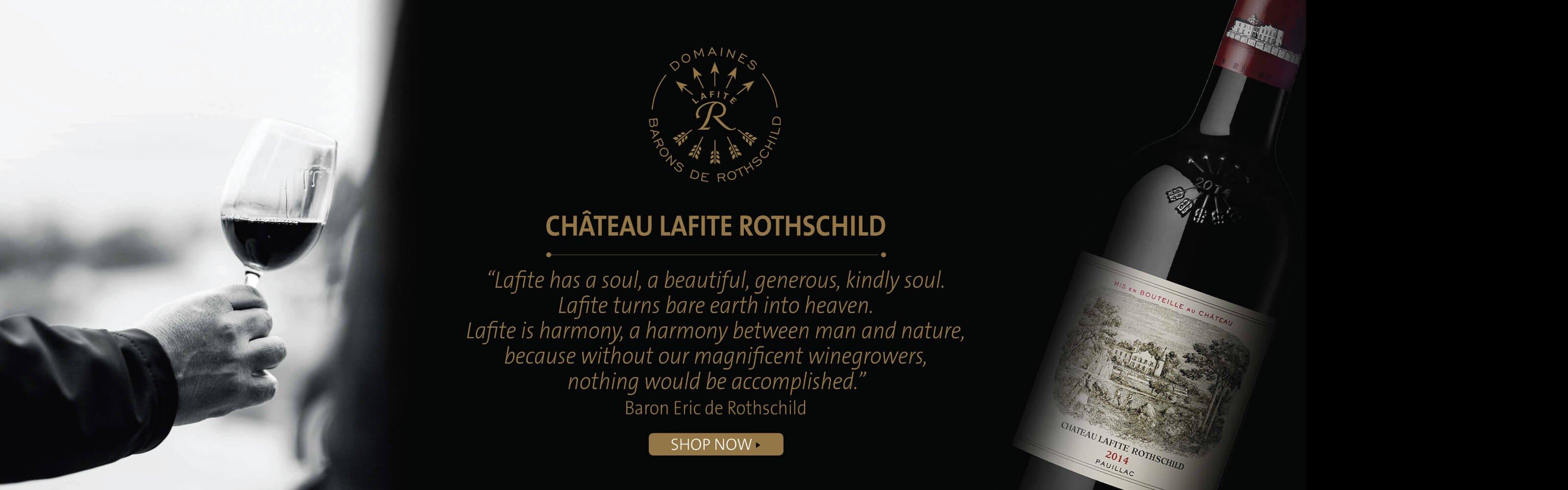 Domaines Barons De Rothschild - Chateau Lafite Rothschild
