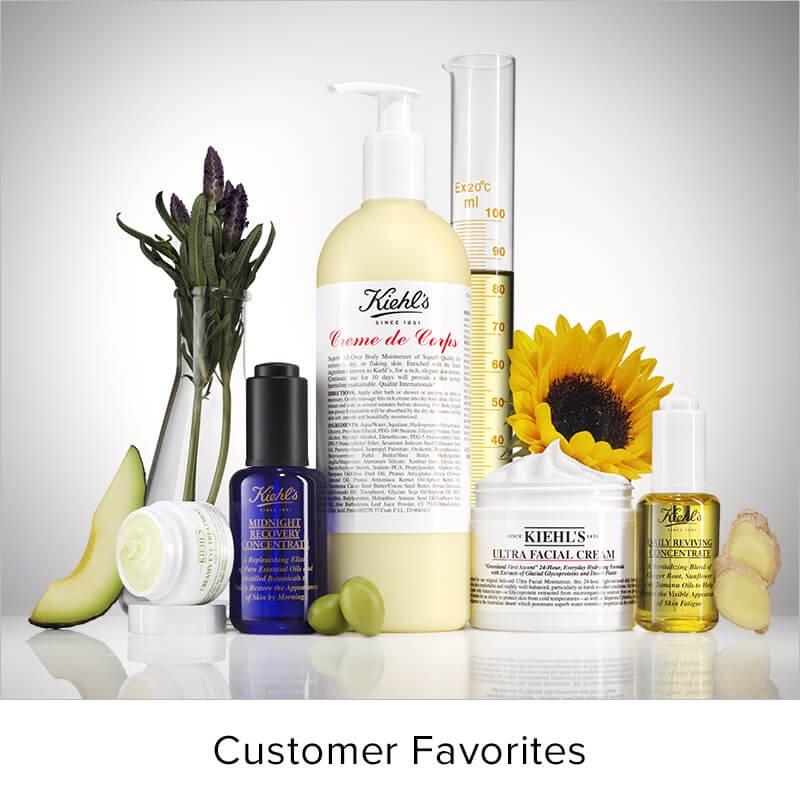 Kiehls - Customer Favourites