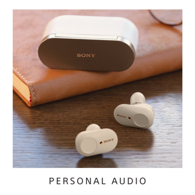 Sony - Personal Audio