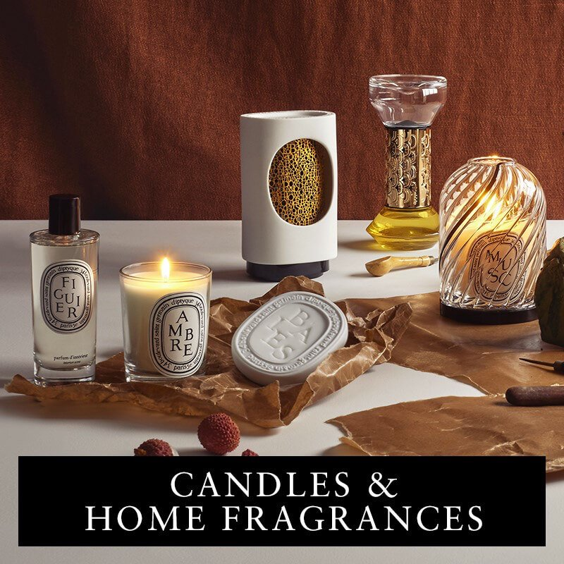 Diptyque - Candles & Home Fragrances