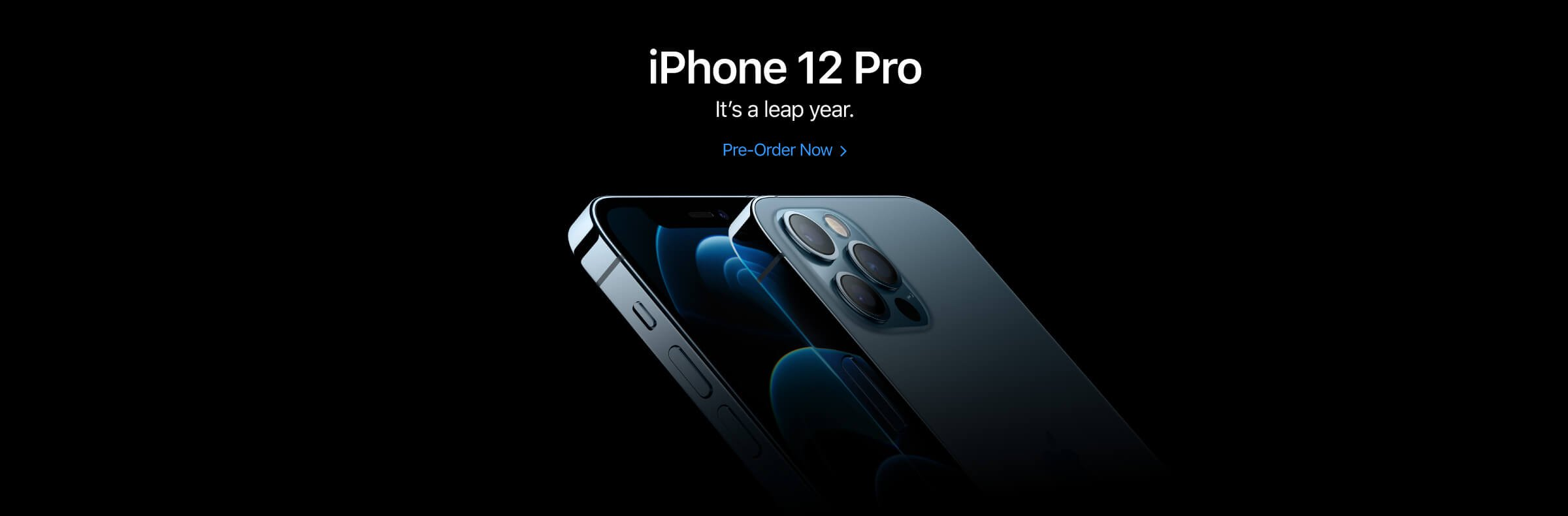 Apple iPhone 12 Pro - Available for Pre-Order Now