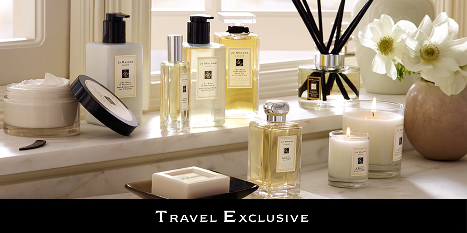 Jo Malone London - Travel Exclusive