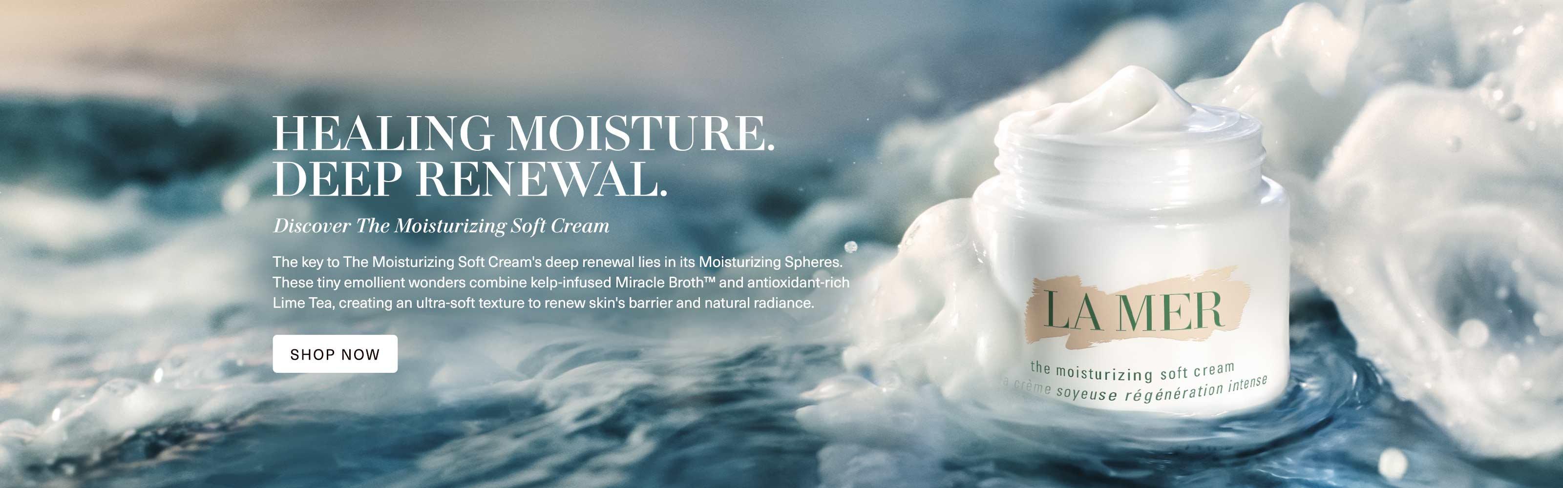 La Mer - Discover The Moisturizing Soft Cream